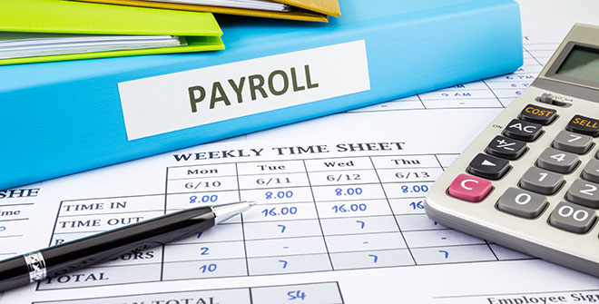 Manual Payroll Processing QuickBooks