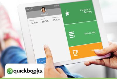 QuickBooks Time management